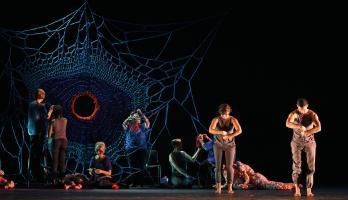 Jessica Rajko's dance piece Me, My Quantified Self and I