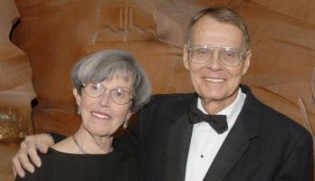 Joan and David Lincoln