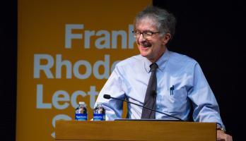 Harvard professor Howard Gardner speaks about multiple intelligences.
