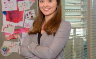 portrait of ASU director Nadya Bliss