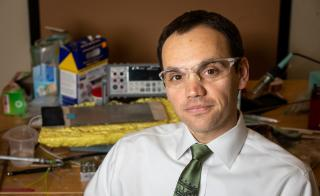 ASU engineering professor Konrad Ryckazewski
