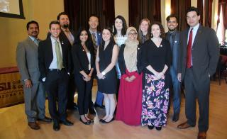 ASU Spirit of Service Scholars