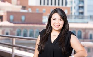ASU soon-to-be master's graduate Imelda Ojeda