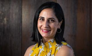 ASU School of Social Transformation Director Pardis Mahdavi