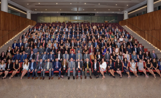 photo of Spring 2019 ASU Law graduates