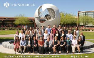 2016 American Express Leadership Academy at Thunderbird