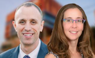 Derrick Anderson, Mary Feeney, faculty, School of Public Affairs