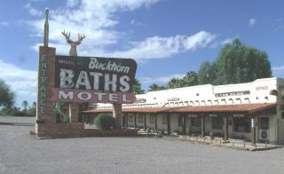 Buckhorn Baths Motel