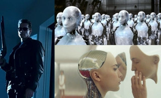 Robots in pop culture