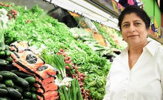 ASU nutrition professor Punam Ohri-Vachaspati