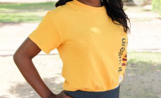 ASU graduate Bobette Makelele