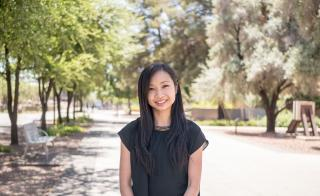Leena Bui, NSF fellowship Winner