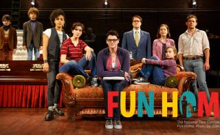 Fun Home at ASU Gammage