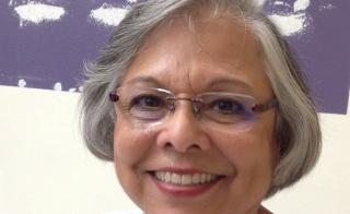 Geneva Escobedo '78 BS, Founding President of the Hispanic Business Alumni Chapter