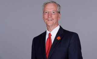 Photo of George H. McCaskey