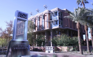 Wrigley Hall at ASU