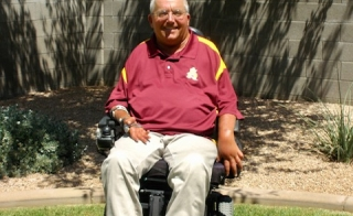 Jim Hemauer, former associate director of ASU Student Accessibility