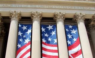 Flag and columns