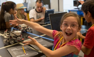 FIRST LEGO League Camp