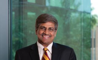 Sethuraman Panchanathan, ASU's chief research and innovation officer and executive vice president of ASU's Knowledge Enterprise Development