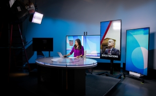 PBS NewsHour West and anchor Stephanie Sy