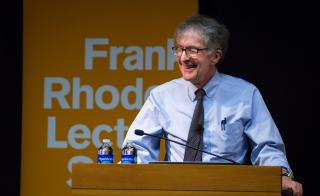 Harvard professor Howard Gardner speaks about multiple intelligences.