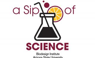 A Sip of Science logo