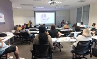 Training, School of Social Work, Tucson, Tucson campus, ASU