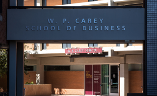 W. P. Carey sign