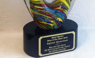 WESTMARC 2019 Regional Advancement Award