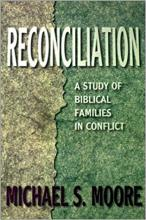 """Cover of """"Reconciliation"""" featuring an overhead view of bordering territories"""