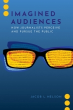"""Book cover for """"Imagined Audiences"""""""