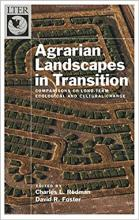 Agrarian Landscapes in Transition book cover image