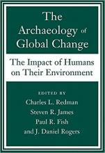 The Archaeology of Global Change book cover image