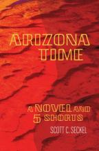 Cover of Arizona Time with desert background