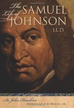 Cover of The Life of Samuel Johnson, LL.D.