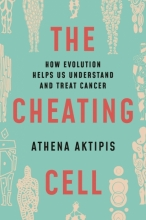 "book cover of ""The Cheating Cell"""