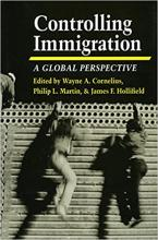 Controlling Immigration book cover image