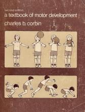textbook cover of a textbook of motor development