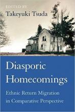 Diasporic Homecomings book cover image