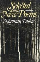 Cover of Selected and New Poems by Norman Dubie