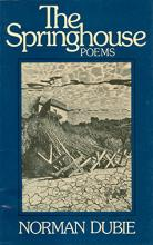 Cover of The Springhouse by Norman Dubie
