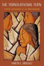 "Cover of ""The Transitional Turn"" featuring illustrations of women's faces"