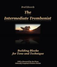 The Intermediate Trombonist book cover