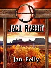 """Cover of """"Jack Rabbit"""" by Jan Kelly"""