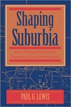 Shaping Suburbia