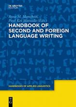 Cover of Handbook of Second and Foreign Language Writing