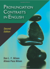Cover of Pronunciation Contrasts in English