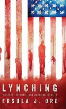 Cover of Lynching by Ersula Ore
