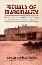 Rituals of Marginality book cover image